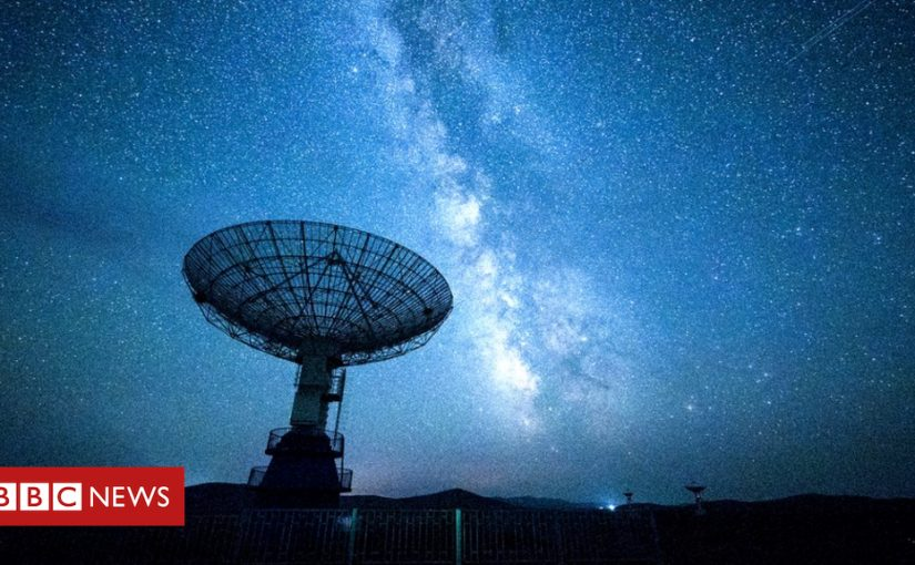 Crypto-currency craze 'hinders search for alien life'