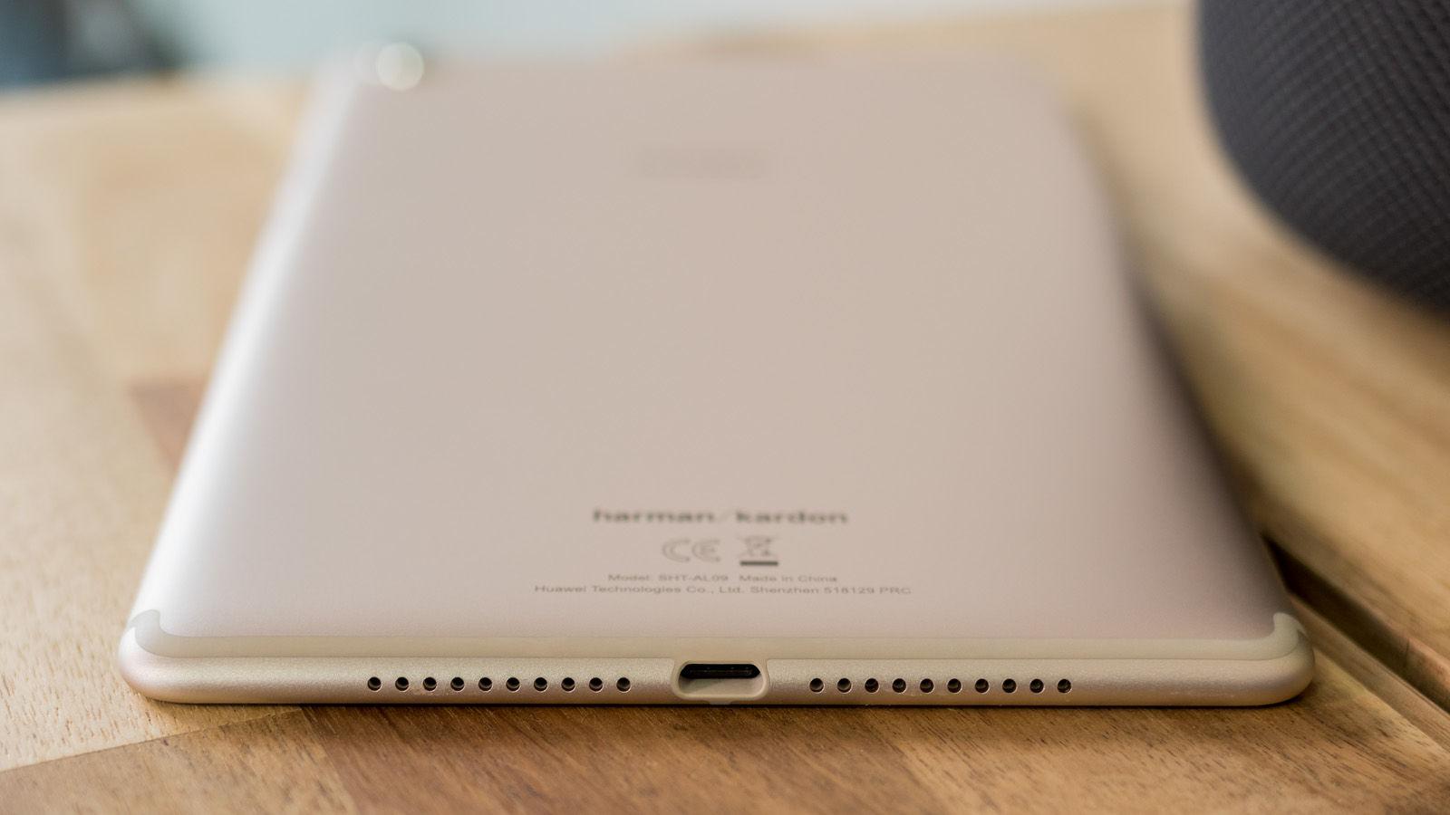 MediaPad M5 8.4 review