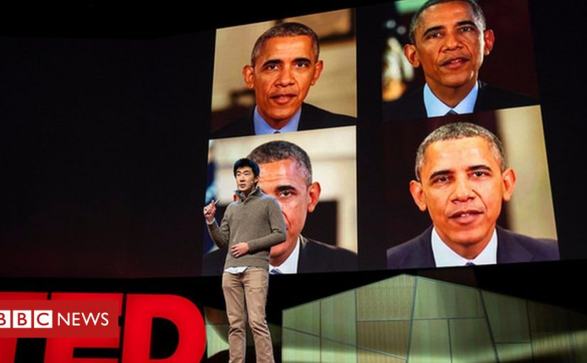 TED 2018: Fake Obama video creator defends invention