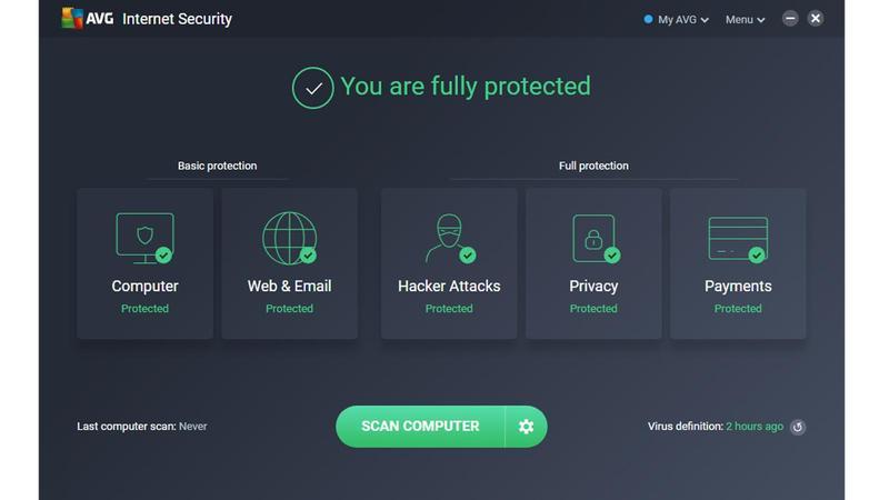 AVG Ultimate 2018 antivirus review