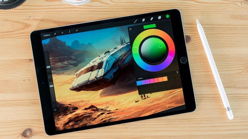 iPad 2018 vs iPad Pro