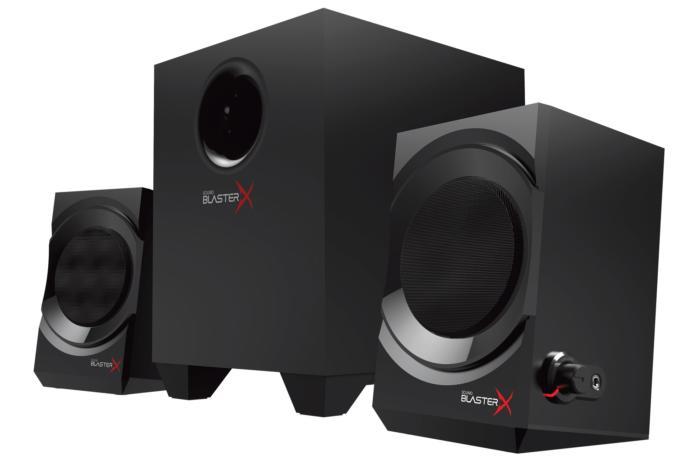 Sound BlasterX Kratos S3 review: A versatile entry-level 2.1 speaker system