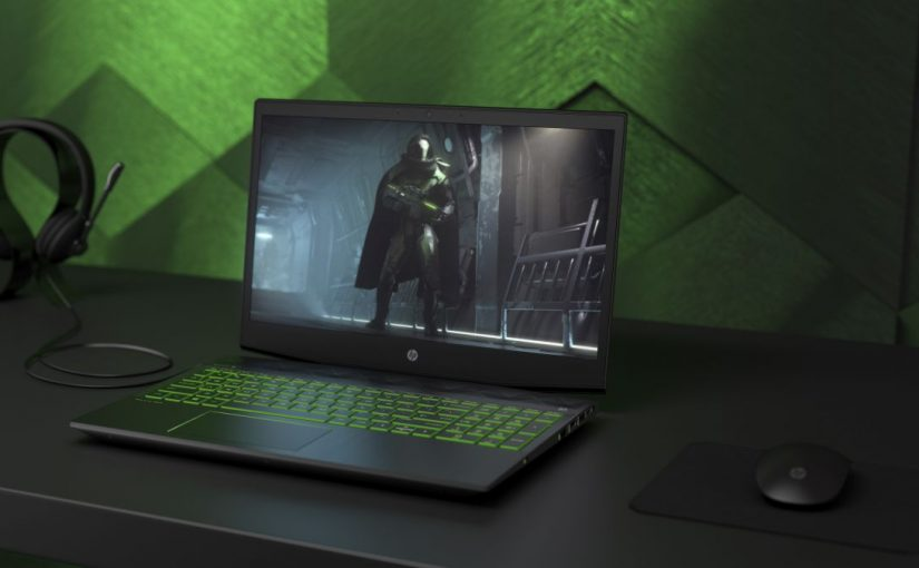 HP Pavilion Gaming Laptop and desktops double down on accessible PC gaming