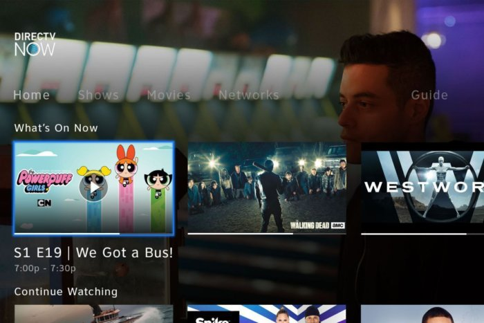 DirecTV Now review: Hard to resist, despite its flaws