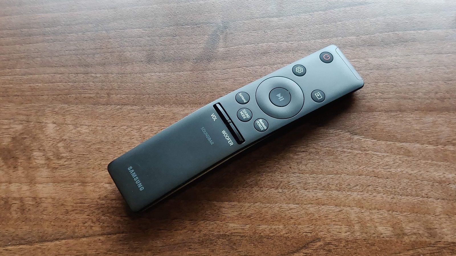 Samsung M450 remote control
