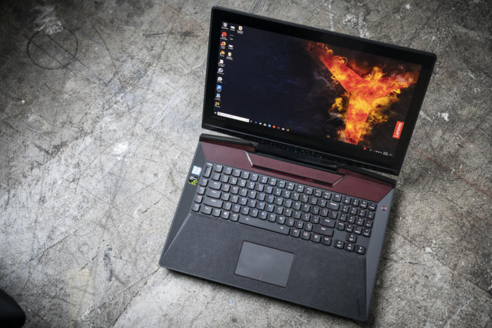 Lenovo Legion Y920 review: A hefty gaming laptop with buttery graphics and a mechanical keyboard