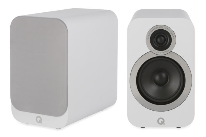 Q Acoustics 3020i bookshelf speaker review: A definite contender for best-in-class status