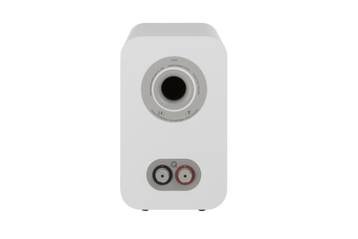 q acoustics 3020i white rear