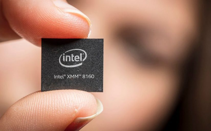 Intel will launch 5G modem next year