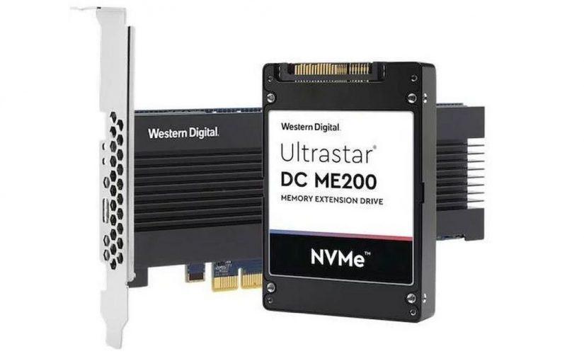 Western Digital  transforms mere NAND into virtual RAM