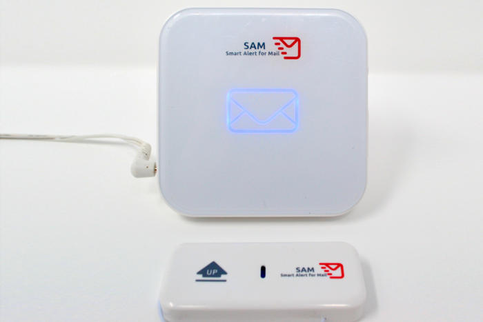 Smart Alert for Mail (SAM) review: How to check your mailbox without leaving the house