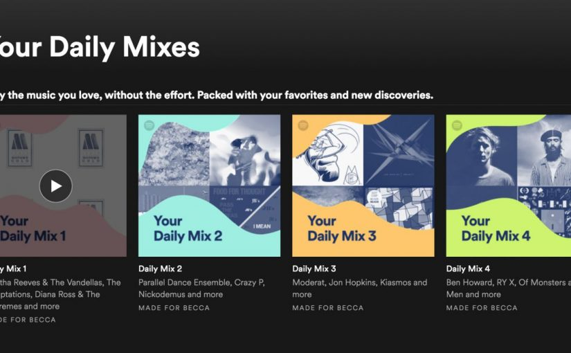 Spotify toys with block button for your least favorite artists