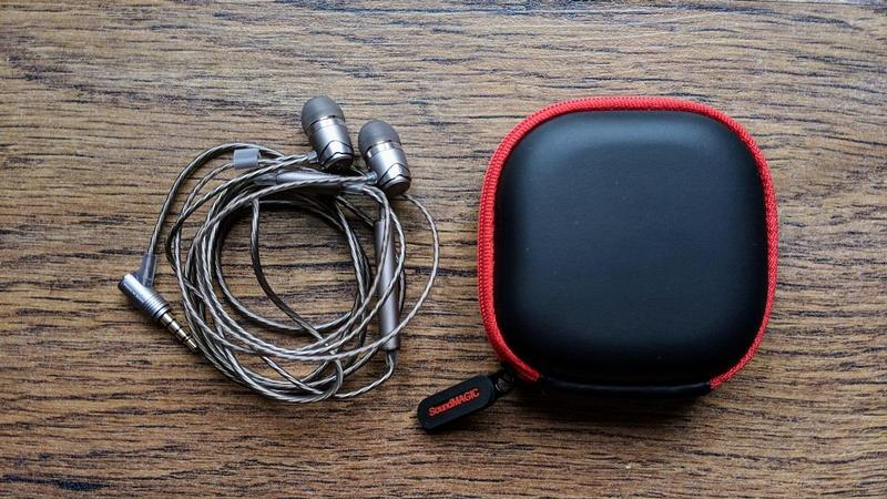 SoundMagic E11C review