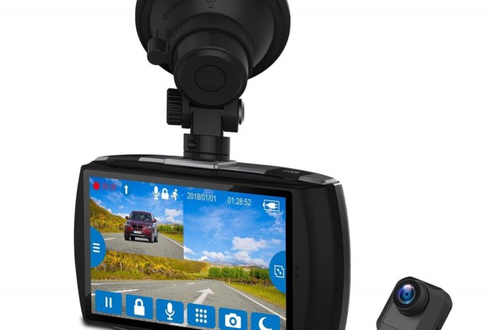 Z-Edge T4 dash cam review: Great video, a touchscreen, and style for miles, but no GPS