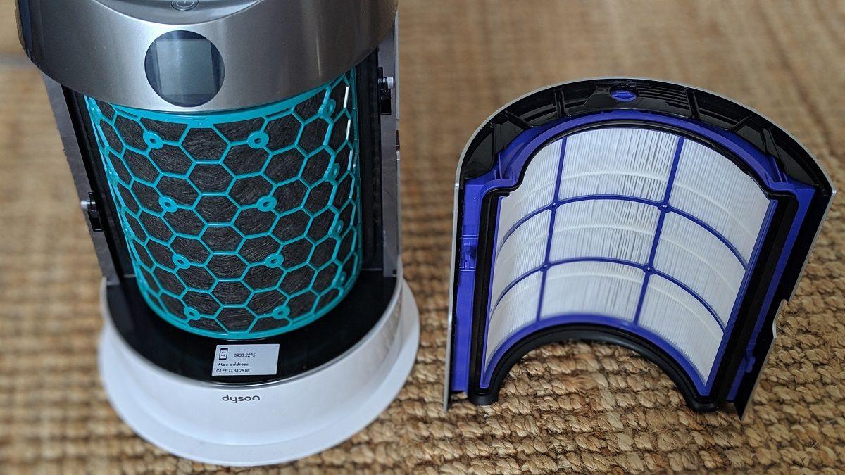 Dyson pure cool filter ремонт дайсон в челябинске