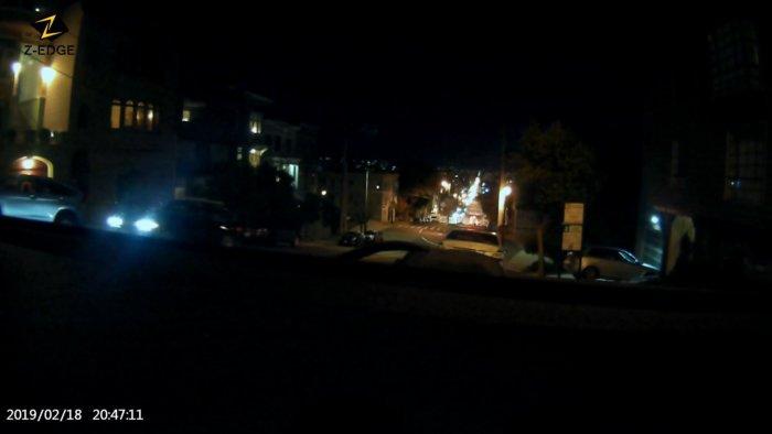 rear camera night zedge t4