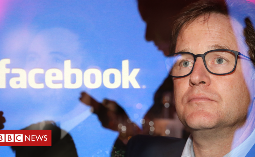 Facebook: Nick Clegg says 'no evidence' of Russian interference in Brexit vote