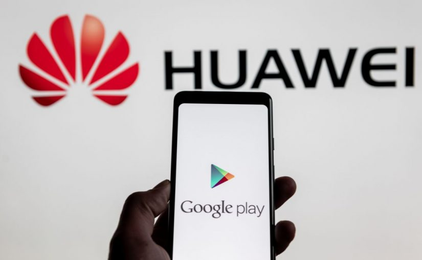 Huawei has reportedly filed trademarks for its Android replacement OS