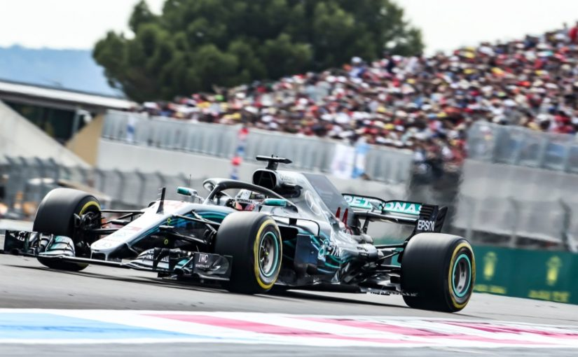 F1 live stream: how to watch today's French Grand Prix 2019 online from anywhere