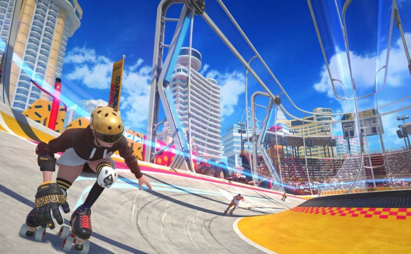 Forget Rocket League, Roller Champions is the new best PVP sports game