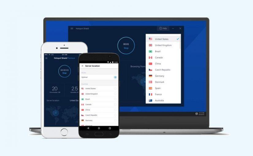 Hotspot Shield is top grossing mobile VPN for third year running