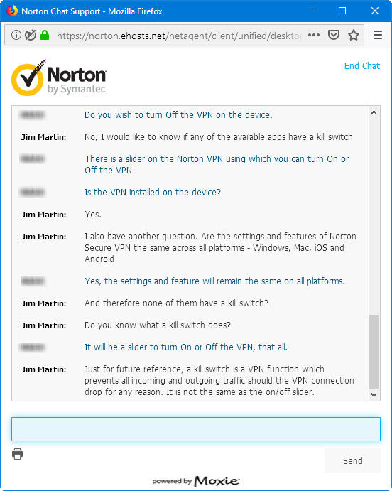 Norton Secure VPN review