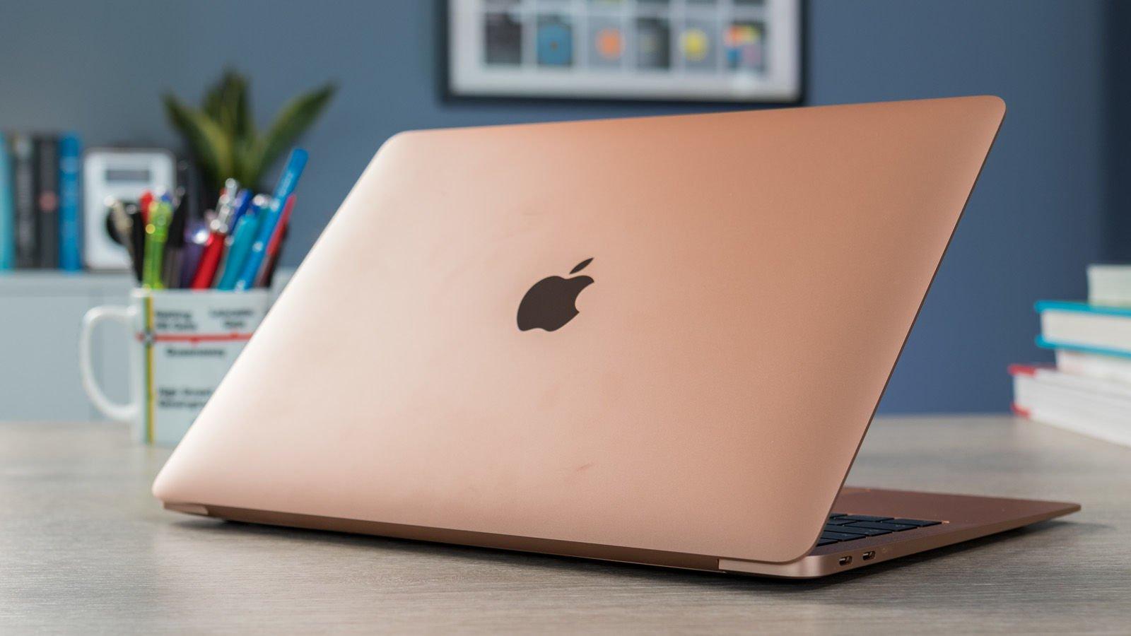 MacBook Air 2019 design