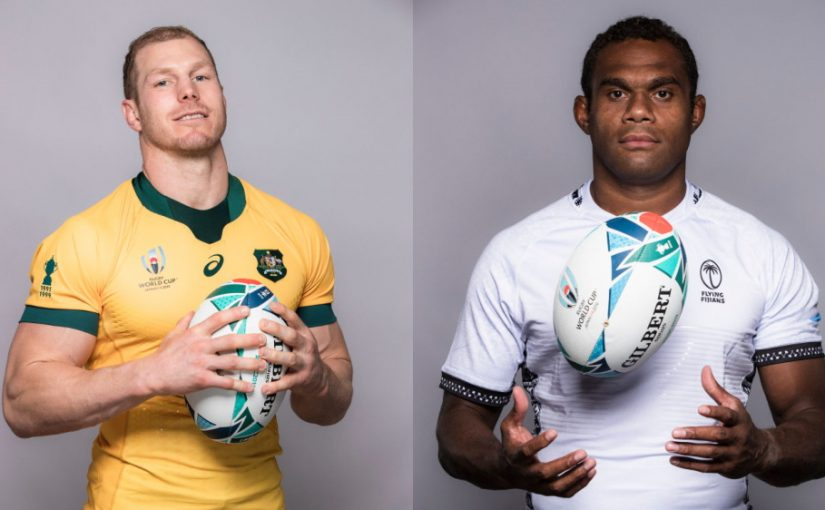 Australia vs Fiji live stream: how to watch today's Rugby World Cup 2019 match from anywhere