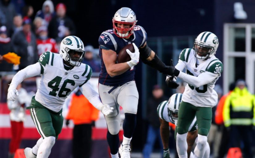 Jets vs Patriots live stream: how to watch today's NFL football from anywhere