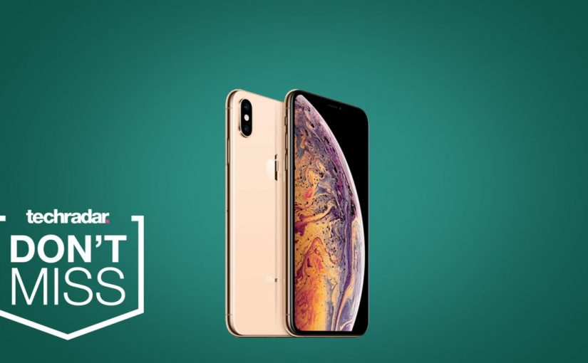 The iPhone XS is $400 off with this Verizon holiday deal