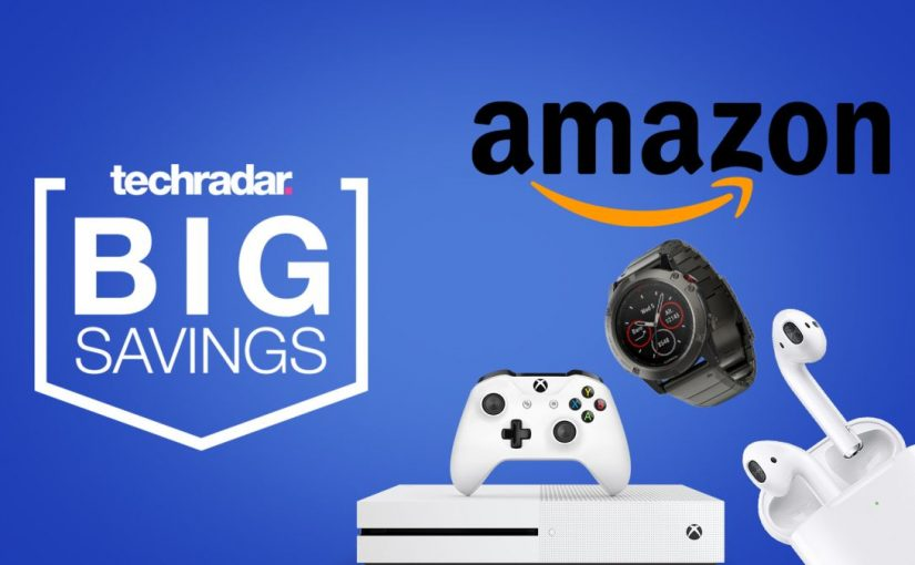 Today's top Amazon sales: cheap Xbox One, fitness tracker, AirPods and 4K TV deals continue