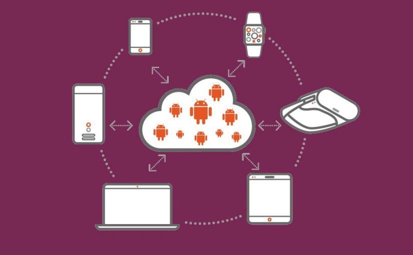 Canonical now lets you host Android apps in the cloud
