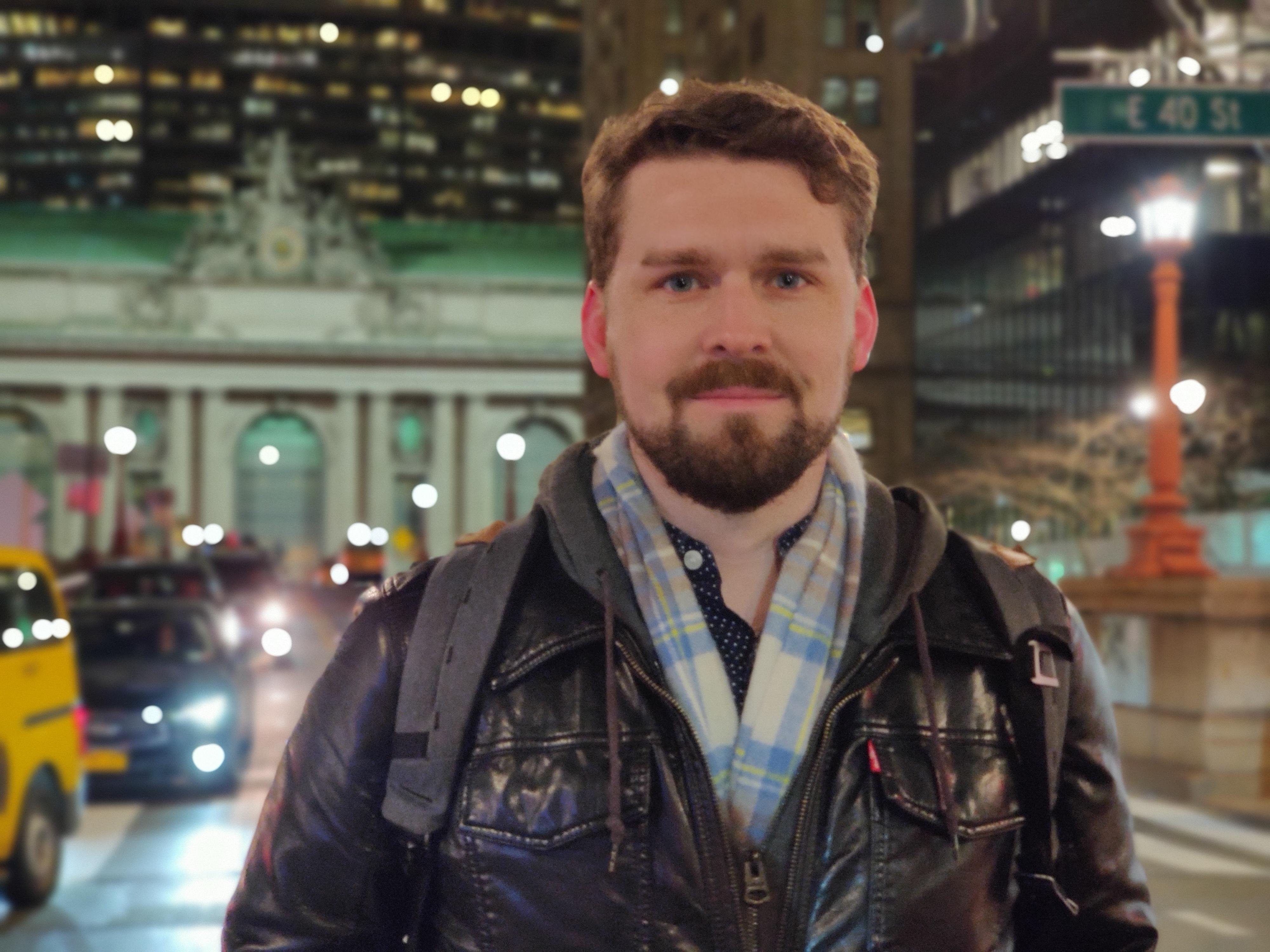 OnePlus 7 Pro camera sample