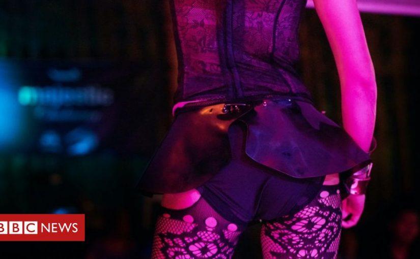 Coronavirus: Offline sex workers forced to start again online