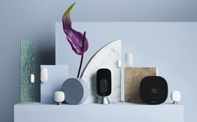 Ecobee Total Home Comfort and Security Bundle review: An underwhelming home security solution