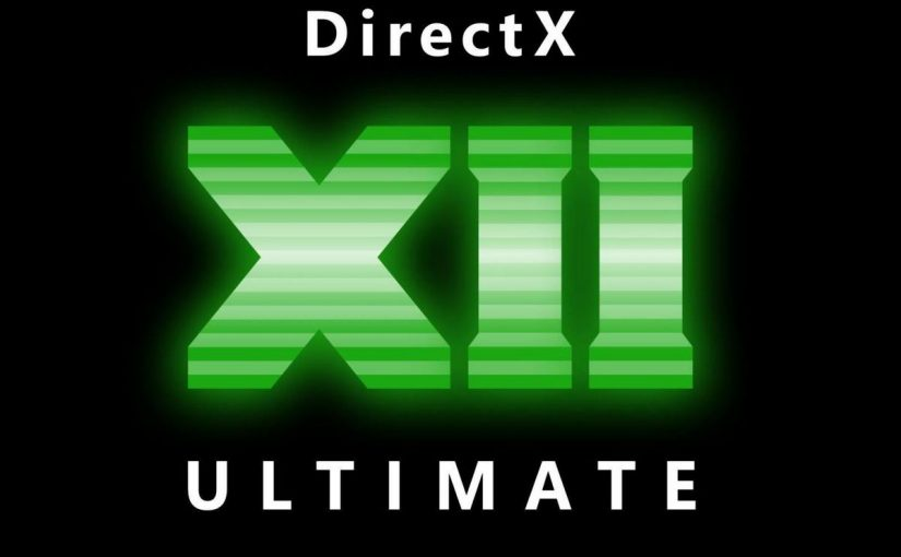Your PC is either DirectX 12 Ultimate-ready, or you're not a real gamer