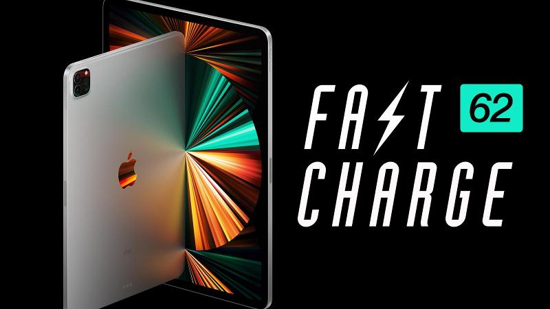 M1 iPad Pro, Huawei Mate X2 & OnePlus Watch reviews   Fast Charge 62