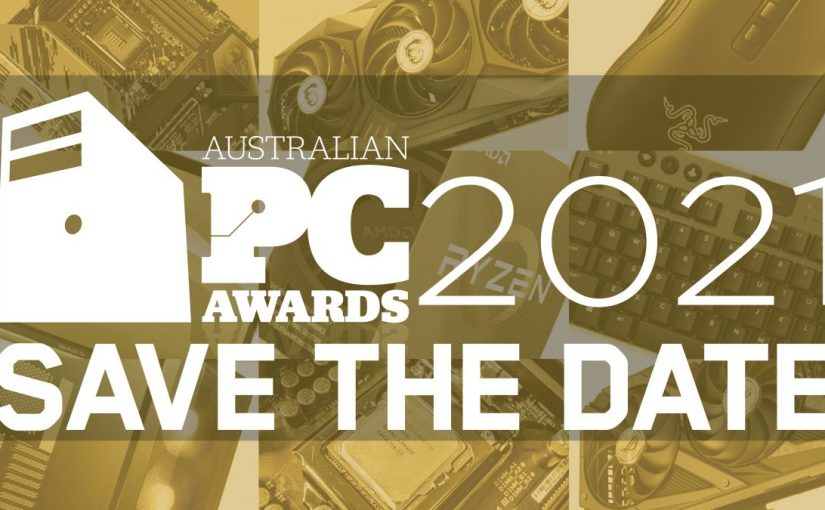 Save the date: the 2021 Australian PC Awards air June 23, 24 and 25!