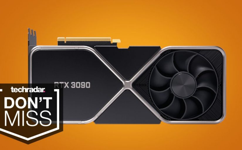 Nvidia RTX 3090 restock: Scan UK has this epic GPU on sale now