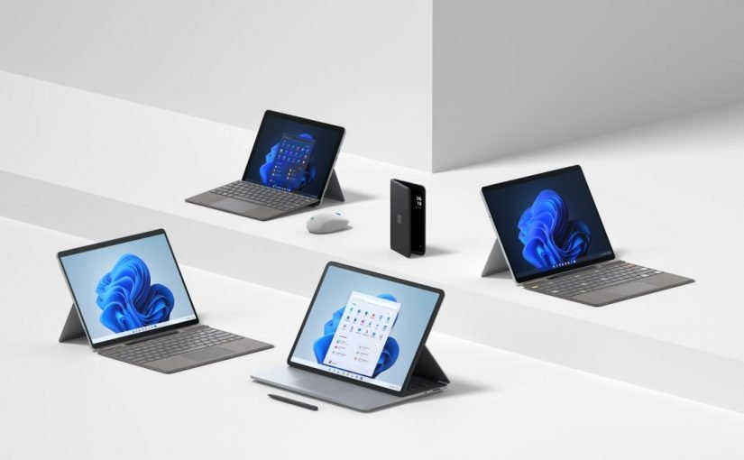 Microsoft announces Surface Go 3, Surface Laptop Studio, Surface Pro 8 and more ahead of Windows 11 launch